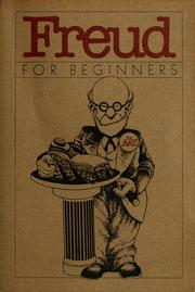 Freud for beginners by Richard Appignanesi