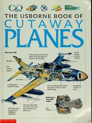 The Usborne book of cutaway planes PDF