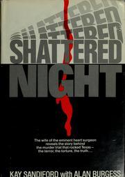 Shattered night PDF