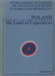 Poland the Land of Copernicus by Bogdan Suchodolski