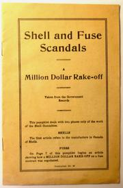 Shell and fuse scandals PDF