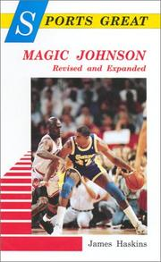 Sports great Magic Johnson by James Haskins