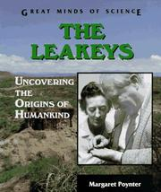 The Leakeys by Margaret Poynter