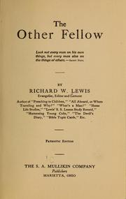 The other fellow ... PDF