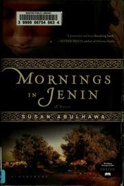 Mornings in Jenin PDF