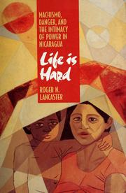 Cover of: Life is hard by Roger N. Lancaster