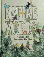 Nature words PDF
