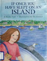Cover of: If once you have slept on an island by Rachel Field