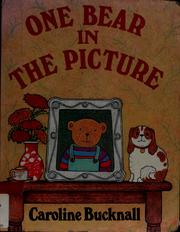 One bear in the picture by Caroline Bucknall