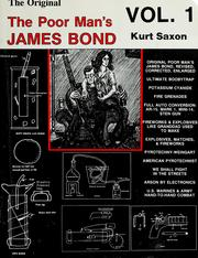 The poor man's James Bond by Kurt Saxon