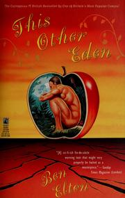 Cover of: This other Eden by Ben Elton