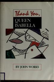 Thank you, Queen Isabella PDF