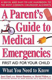 A parent's guide to medical emergencies PDF