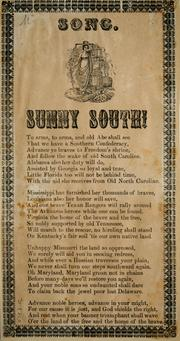Sunny South PDF