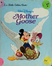 Walt Disney's Mother Goose PDF