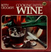 Betty Crocker's Cooking with wine PDF