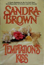 Cover of: Temptation's kiss by Sandra Brown