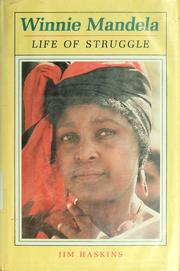 Winnie Mandela by James Haskins
