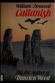 Callanish by Horwood, William.