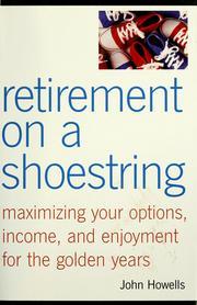 Retirement on a shoestring PDF