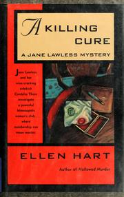 Cover of: A killing cure by Hart, Ellen.