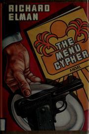 The menu cypher PDF
