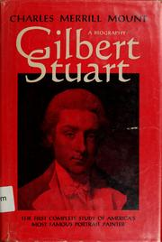 Gilbert Stuart by Charles Merrill Mount