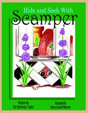Hide and Seek with Scamper by Patricia Eytcheson Taylor