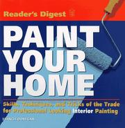 Paint your home PDF