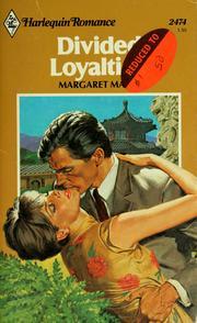 Divided Loyalties PDF