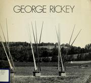 George Rickey by George Rickey