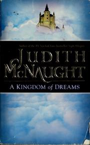 Cover of: A Kingdom of dreams by Judith McNaught