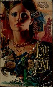 Cover of: Lovestone by Deana James
