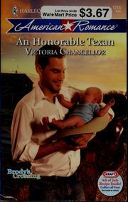 An Honorable Texan PDF
