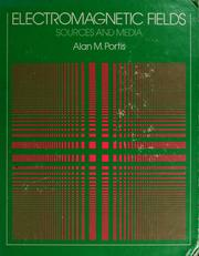 Electromagnetic fields by Alan M. Portis