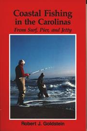 Coastal fishing in the Carolinas PDF