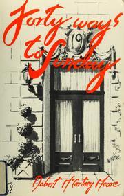 Forty ways to Sunday PDF