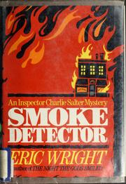 Smoke detector by Eric Wright