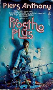 Cover of: Prostho plus by Piers Anthony