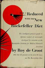 How I reduced with the new Rockefeller diet PDF