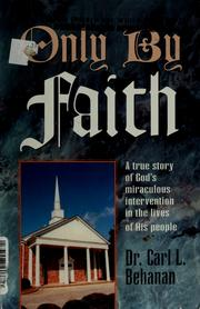 Only by faith PDF
