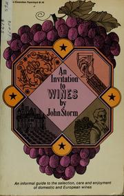An invitation to wines PDF