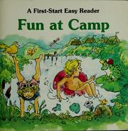 Cover of: A first-start easy reader by