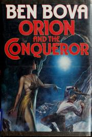 Orion and the conqueror by Ben Bova