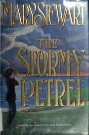 The stormy petrel by Stewart, Mary
