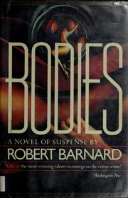 Bodies by Robert Barnard