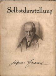 Cover of: Selbstdarstellung by Sigmund Freud