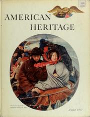 American heritage by E. M. Halliday