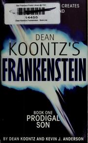 Cover of: Prodigal son | Dean Koontz and Kevin J. Anderson