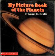 Cover of: My picture book of the planets by Nancy E. Krulik